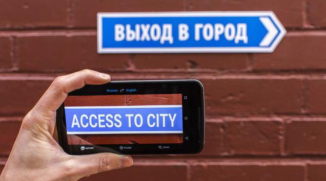Ứng dụng điện thoại Google Translate hữu ích khi đi du lịch