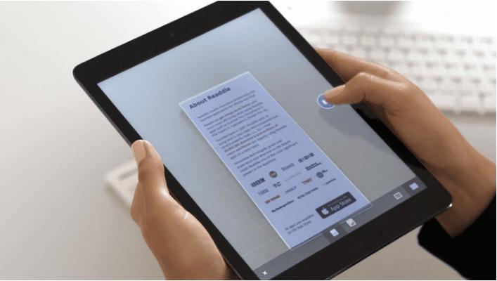 Phần mềm OCR Text Scanner.
