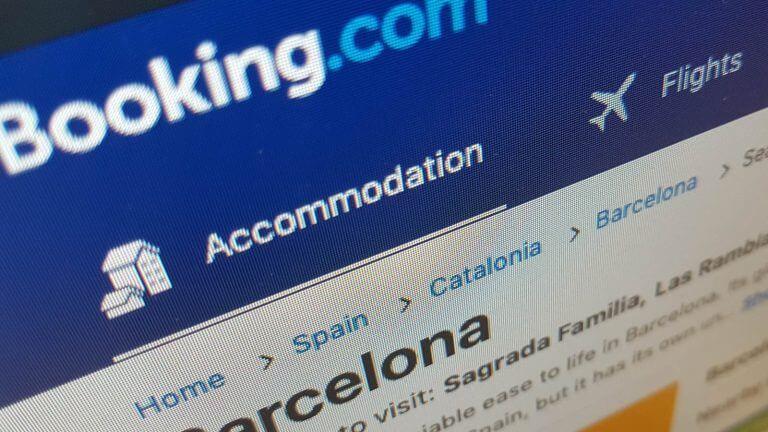 Ứng dụng quản lý đặt phòng Booking.com