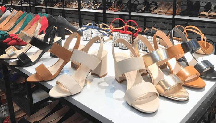 Nguồn hàng giày dép Quảng Châu uy tín – giá rẻ