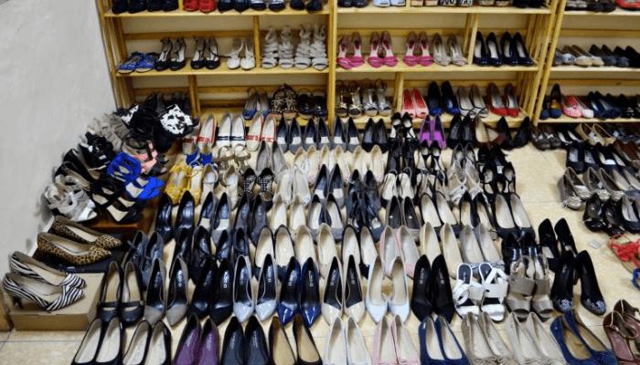 sỉ lẻ giày dép
